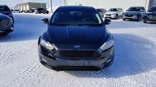 2016 Ford Focus SE HATCHBACK *AUTO*A/C*BAS KILOMÉTRAGE*