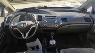 Honda Civic Sdn DX-G, AUTOMATIQUE, DÉMARREUR À DISTANCE 2010