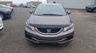 Honda Civic Sdn LX SEDAN AUTOMATIQUE 2013