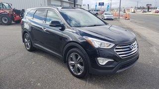 2013 Hyundai Santa Fe Limited XL, toit panoramique, cuir, gps
