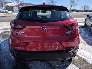 2017 Mazda CX-3 GS AWD*GPS*SIÈGES CHAUFFANTS*CAMÉRA