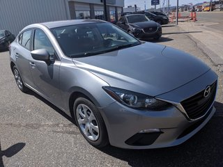 Mazda3 GX*MANUELLE*AIR CLIMATISÉ 2015