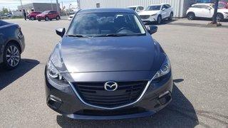 2015  Mazda3 GS, CAMÉRA DE RECUL, BLUETOOTH