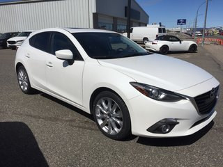 Mazda Mazda3 Sport GT*manuelle*toit*jamais accidenté 2016