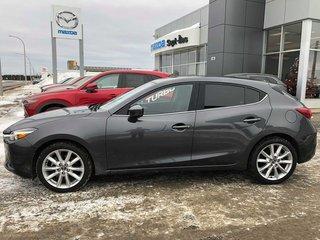 Mazda 3 Sport GT **CERTIFIÉ** TOIT OUVRANT, MAGS 18 POUCES 2017