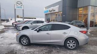 Mazda Mazda3 GX AUTOMATIQUE CAMÉRA DE RECUL 2018
