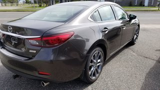 2016  Mazda6 GT, CUIR, TOIT OUVRANT