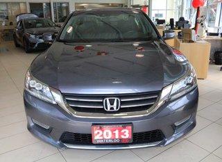 2013 Honda Accord Sedan L4 Touring CVT