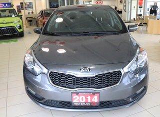 2014 Kia Forte EX AT
