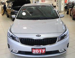2017 Kia Forte LX +