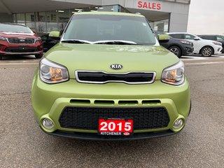 2015 Kia Soul 2.0L EX Plus at