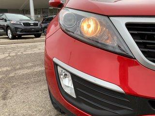 2012 Kia Sportage 2.4L LX FWD at