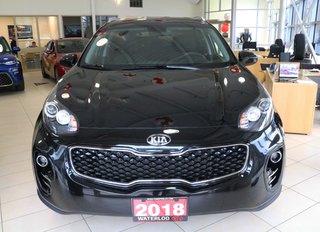 2018 Kia Sportage LX AWD