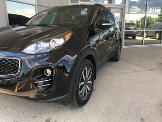 2018 Kia Sportage EX Tech AWD - CPO Platinum Edition