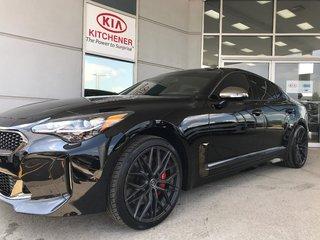 2019 Kia Stinger Black Edition