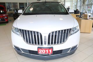 2011 Lincoln MKX 4D Utility AWD