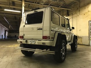 2017 Mercedes-Benz G550 4x4 Squared SUV