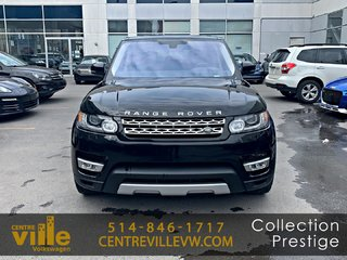 Land Rover Range Rover Sport TD6 HSE DIESEL+ BEAUCOUP D'OPTIONS+(LOW KM, CLEAN) 2016