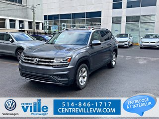 Volkswagen Atlas 3.6 FSI V6 TRENDLINE 4MOTION+CONVENIENCE PACK (CLEAN) 2018