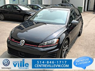 2017 Volkswagen Golf GTI PERFORMANCE EDITION(RARE,TOP VERSION))+DSG+LEATHER