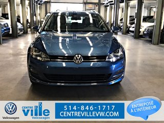 2016 Volkswagen Golf Sportwagon HIGHLINE +VISION PACK+AUDIO PACK+TECHNO PACK(FULL)