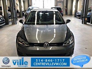 2015 Volkswagen Golf COMFORTLINE + CONVENIENCE PACK (LOW KM)(CLEAN)