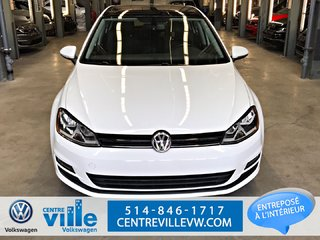 2015 Volkswagen Golf COMFORTLINE AUTO + CONVENIENCE PACK + TOIT (CLEAN)