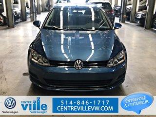 2015 Volkswagen Golf TRENDLINE + CRUISE CONTROL + LOW KM
