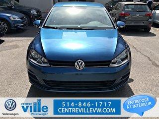 2015 Volkswagen Golf TRENDLINE PLUS+CRUISE CONTROL PACK (BAS KM)(CLEAN)