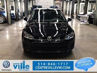 2015 Volkswagen Golf TRENDLINE PLUS+CRUISE CONTROL PACK (LOW KM!)