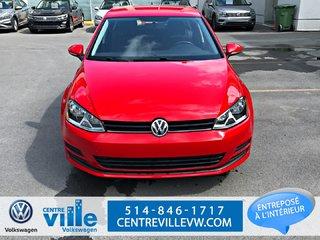 Volkswagen Golf TRENDLINE PLUS +CAMERA+CARPLAY+BLUETOOTH+LOW KM! 2016