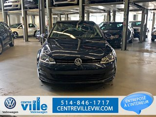 Volkswagen Golf COMFORTLINE + CONVENIENCE PACK +NAVI + ROOF-CLEAN! 2016
