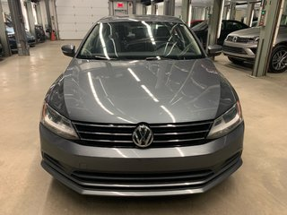 2015 Volkswagen Jetta 1.8 TURBO TSI - TRENDLINE PLUS + CAMERA(CERTIFIED)
