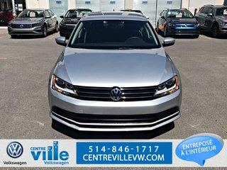 2015 Volkswagen Jetta TRENDLINE PLUS AUTOMATIC+BLUETOOTH+CAMERA+(CLEAN!)