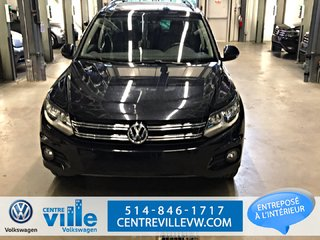 2015 Volkswagen Tiguan SPECIAL EDITION 4MOTION+TOIT PANO+CAMERA (CLEAN!)