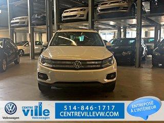 2016 Volkswagen Tiguan SPECIAL EDITON 4MOTION + PANO ROOF + CAMERA +++