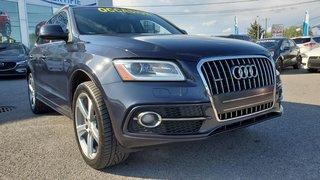 Audi Q5 S-LINE 3T, AWD, TOIT PANO, SIEGES CHAUFFANTS 2013