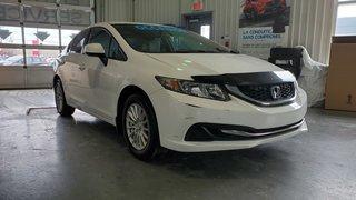2013 Honda Civic Sdn ***RÉSERVÉ***LX, SIEGES CHAUFFANTS, BLUETOOTH