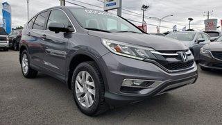 2015 Honda CR-V EX, AWD, TOIT, A/C BIZONE, SIEGES CHAUFFANTS, MAGS