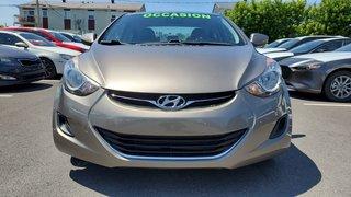 Hyundai Elantra GL, DEMARREUR, SIEGES CHAUFFANTS, BLUETOOTH, A/C 2012