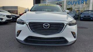 2016 Mazda CX-3 GT, AWD, NAVI, CUIR, AUDIO BOSE, SIEGES CHAUFFANTS