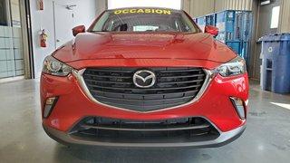 Mazda CX-3 GS, NAVI, TOIT, CUIR, SIEGES CHAUFFANTS, DEMARREUR 2016