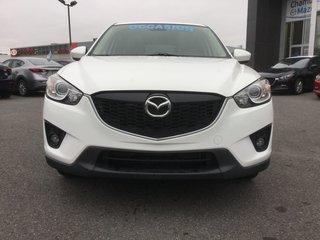 Mazda CX-5 GT, AWD, NAVIGATEUR, A/C BIZONE, CUIR, AUDIO BOSE 2014