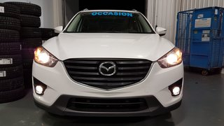 2016 Mazda CX-5 GS, AWD, CUIR, TOIT, SIEGES CHAUFFANTS, BLUETOOTH