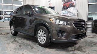 2016 Mazda CX-5 GS, AWD, NAVIGATION, TOIT, SIEGES CHAUFFANTS, MAGS