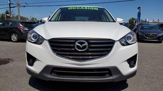 Mazda CX-5 GS, BLUETOOTH, DEMARREUR, MAG, TOIT 2016