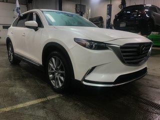 2017 Mazda CX-9 GT TECH, AWD, NAVIGATION, CUIR, TOIT, BIZONE
