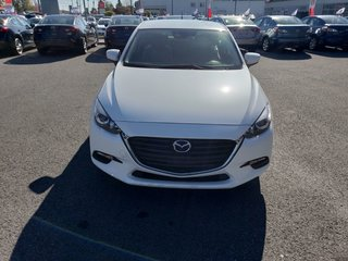2018 Mazda Mazda3 Sport SIEGE CHAUFFANT # VOLANT CHAUFFANT