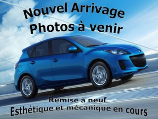 Mazda Mazda3 Sport GS, SIEGES ET VOLANT CHAUFFANTS, BLUETOOTH, MAGS 2018