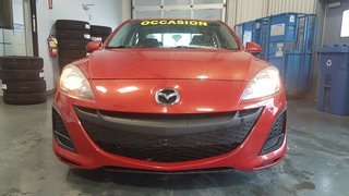 Mazda Mazda3 GS, DÉMARREUR, BLUETOOTH, A/C, REGULATEUR 2011